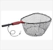Ego medium rubber wade net for Saltwater wade fishing gear